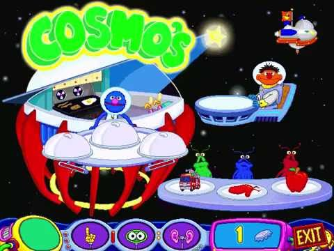 Ernie's Adventures in Space (PC Game)