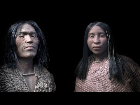 Faces of 4,000-year-old indigenous family come to life in new exhibit