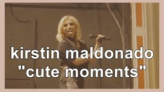 "kirstin maldonado ""cute moments"""