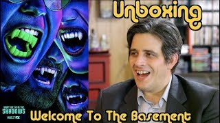 Vampires   Unboxing   Welcome To The Basement