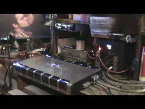 Autotek mm2000 1d Playtime test 2000 watt rms