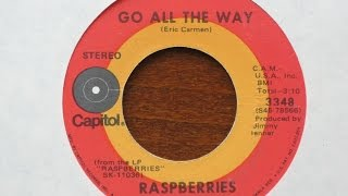 Go All the Way - Raspberries - Capitol Records 3348