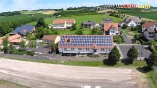 Staubfreie umweltfreundliche Bodenstabilisierung / Bodenverfestigung [HD]