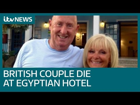 Thomas Cook removes guests from Egyptian hotel following two deaths | ITV News
