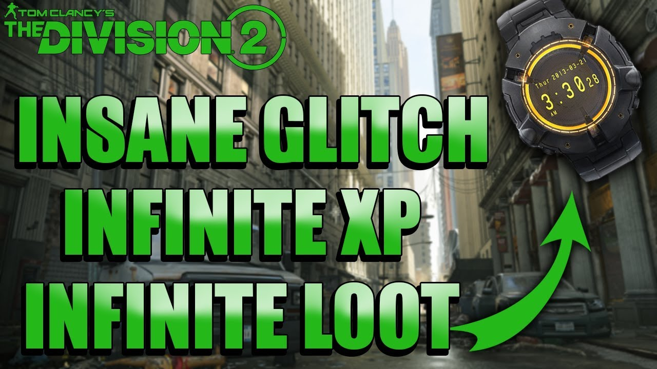Division 2: Warlords of New York! INSANE GLITCH! INFINITE XP Farm! INFINITE Loot! GOD Items! Patched