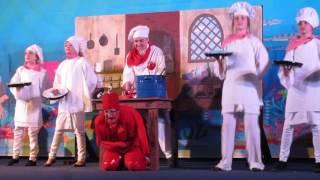 "Video The Little Mermaid ""Les Poissons"" ~ CHP Children's Theater ~ download MP3, 3GP, MP4, WEBM, AVI, FLV November 2017"