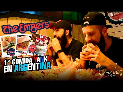 Bajoneando en The Embers ft Zona Fantasma tv