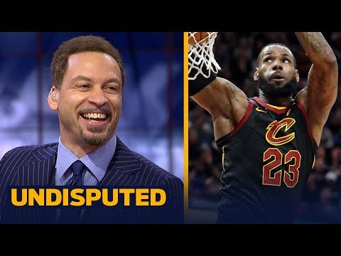 Chris Broussard on LeBron James and Cleveland Cavaliers' trade rumors | UNDISPUTED