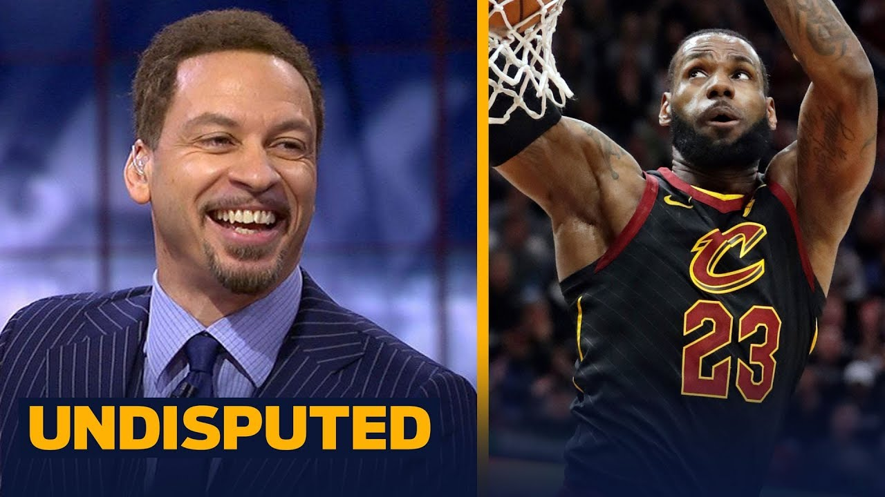 9f4cc898479a Chris Broussard on LeBron James and Cleveland Cavaliers  trade rumors