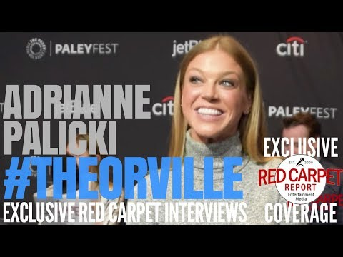 Adrianne Palicki TheOrville on FOX ed at 35th PaleyFestLA TV Festival in Hollywood
