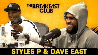 Styles P & Dave East Talk Joint Album 'Beloved', Competition In The Studio + More
