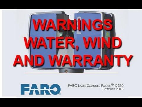 FARO Focus3D Laser Scanner