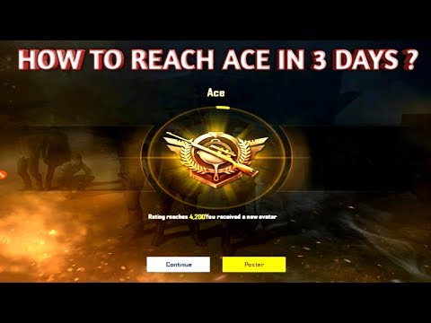 How To Rank Up Fast In Pubg Mobile | Easiest Tips & Tricks_