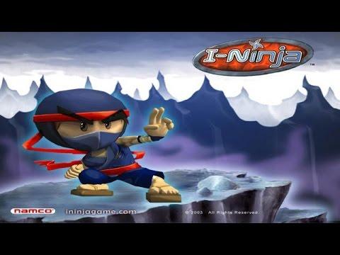 I-Ninja (Я-Ниндзя) - Прохождение #2 [РОБО-БОЕЦ]