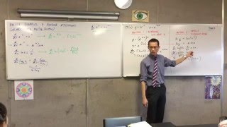Differentiating x^x (3 of 3: Implicit Differentiation)