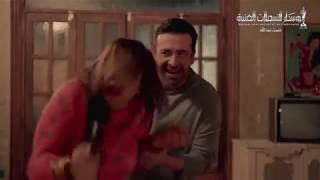 الست اللي تسيب بيت جوزها وتنزل في انصاص الليالي متستاهلش الا العلقة دي 👊