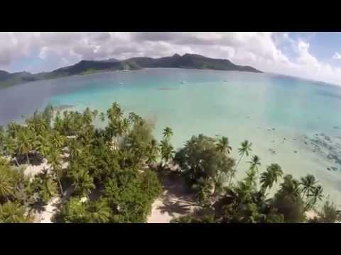GoPro - French Polynesia, Bora Bora, Tahiti Trip - Windstar Cruise with DJI Phantom