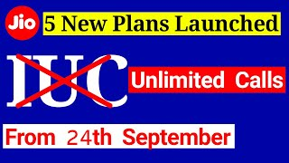New Jio Plus Plans Start From Rs.399 - Plans with Unlimited IUC postpaid plus- 399,599,799,999& 1499