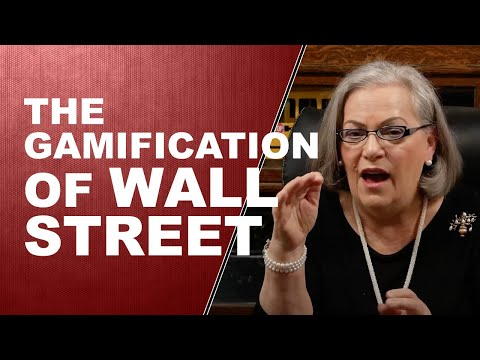 THE GAMIFICATION OF WALL STREET...Do You Want to Play with Your Future by Lynette Zang