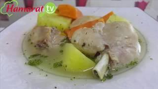 Tavuk Haşlama Tarifi ve Malzemeleri