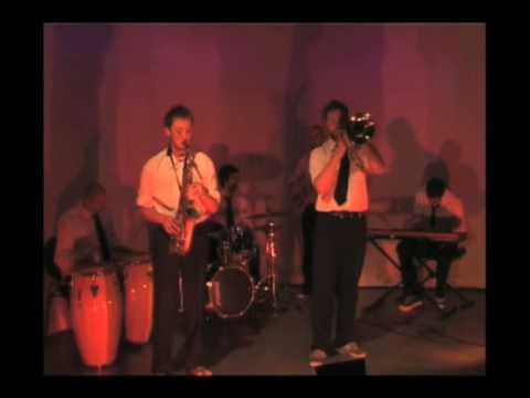Samba Nova (6-piece) - Latin Jazz Samba Band for Parties and Corporate Events