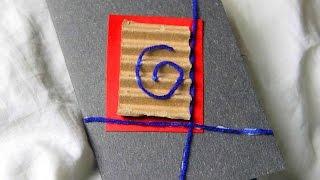 كيفية إنشاء اليدوية الجميلة بطاقات المعايدة - ديي الحرف التعليمي - Guidecentral