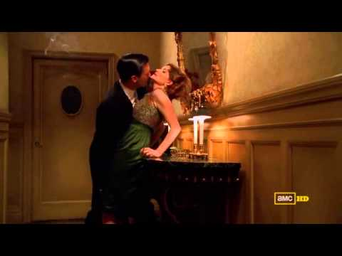 Don Draper: how to deal with a woman. Mad Men 2x03