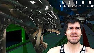 EL ALIEN SE ACERCA!! | Alien Isolation (3) - JuegaGerman