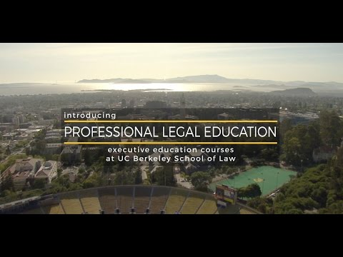 Professional Legal Education at Berkeley Law