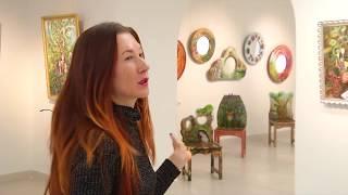 """""""Дом номер мой"""" - вдохновляющая выставка от Натальи Мачулиной"""