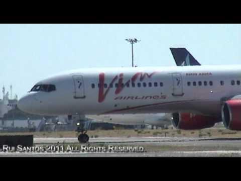 VIM Airlines Boeing 757-230 RA-73014 (cn 25441/446)