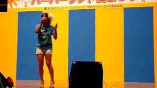 24時間TV 29日 羽越カレン Live ひまわり(Short Ver.