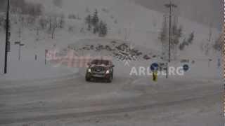 Schnee ohne Ende in St. Anton am Arlberg - 10.12.2012