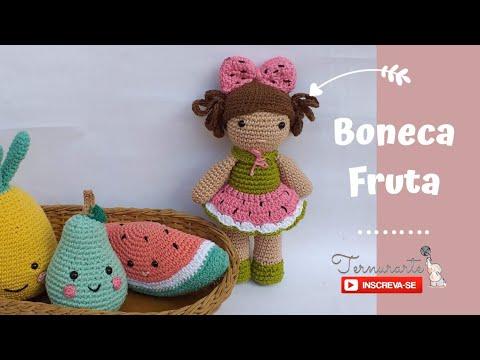 Boneca Amigurumi - Blog do Bazar Horizonte | 360x480