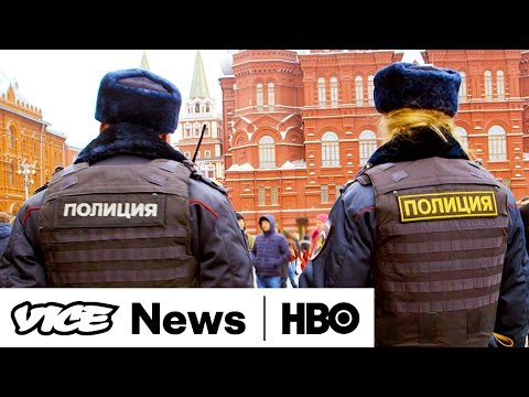 Moscow's War Games & Public Radio Funds: VICE News Tonight Full Episode (HBO)