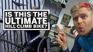 Hill climb bike