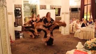 Цыганский танец. Шоу-балет РеVолюция, г. Екатеринбург