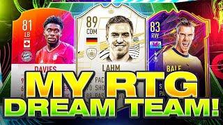 MY FIFA 21 STARTER WEEKEND LEAGUE DREAM TEAM! FIFA 21 Ultimate Team