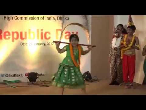 Cultural Program on Republic Day 2017