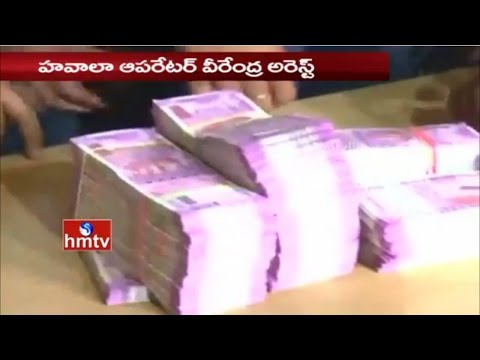 CBI Caught Hawala Operator Virendra In Bangalore   5 Cr New Cash, 28 Kg Gold Seized   HMTV
