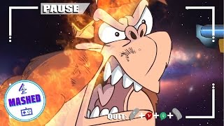 Repeat youtube video Super Smash Bros: Pause Attacks