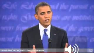 Romney & Obama Debate How to Bring More Classical Indian Music to America