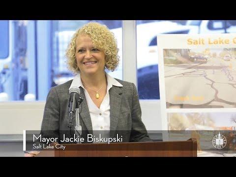 Press Conference: Mayor Biskupski's 2018-19 Budget Address
