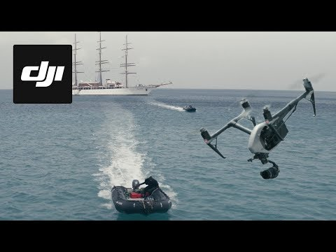 DJI - Inspire 2 - Cinematic Possibilities Episode 2: Caribbean Thief