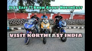Visit Northeast India | Is it Safe to Travel Alone ? | Vlog 18