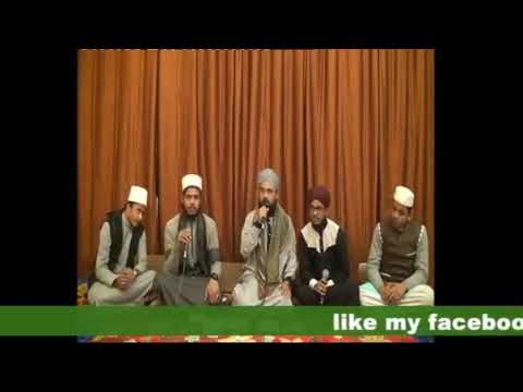 Momino Khushiyan Manao Kamli Wala Aagaya By Team Khanqah e Qadriya Budaun Shareef Uttar Pradesh