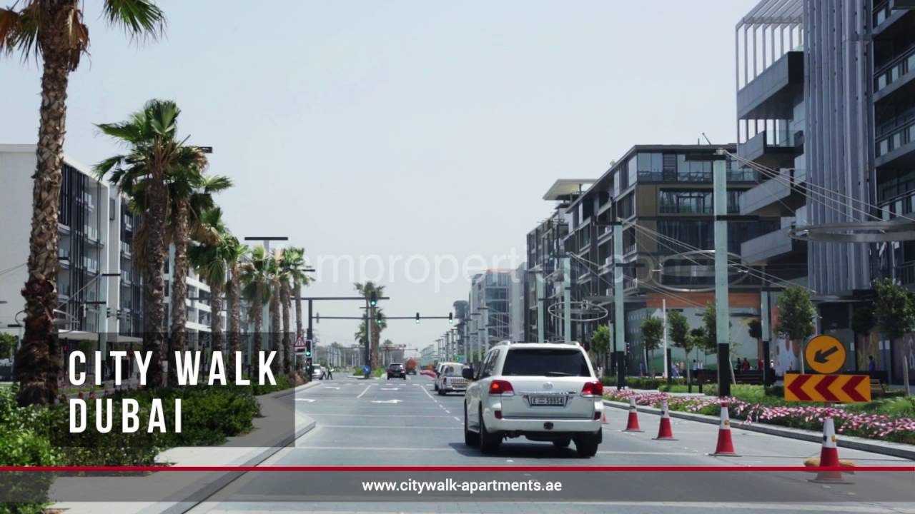 3 Bedroom Apartments For Sale In City Walk Jumeirah