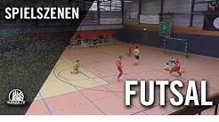 VfV Borussia 06 Hildesheim U19 - Osterrönfelder TSV U19 (Halbfinale, Nordd. Futsal-Meisterschaft)