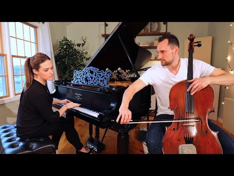 Brooklyn Duo - The Sound Of Silence (Cello & Piano)