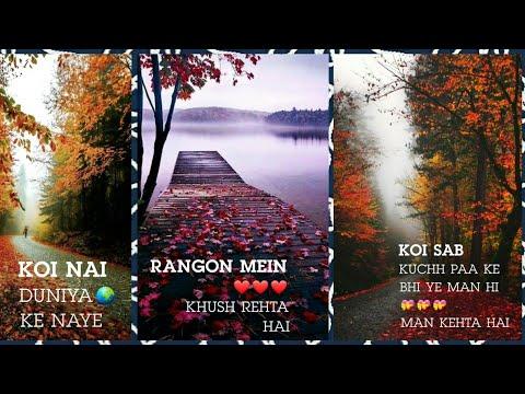 main-jahaan-rahun|rahat-fateh-ali-khan|full-screen-whatsapp-status-|by:《gaurav-creation》